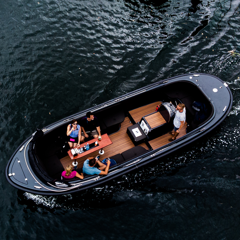 Copenhagen Canal tour - havnerundfart og kanalrundfart i københavn - boat tour copenhagen - Hey Captain 34